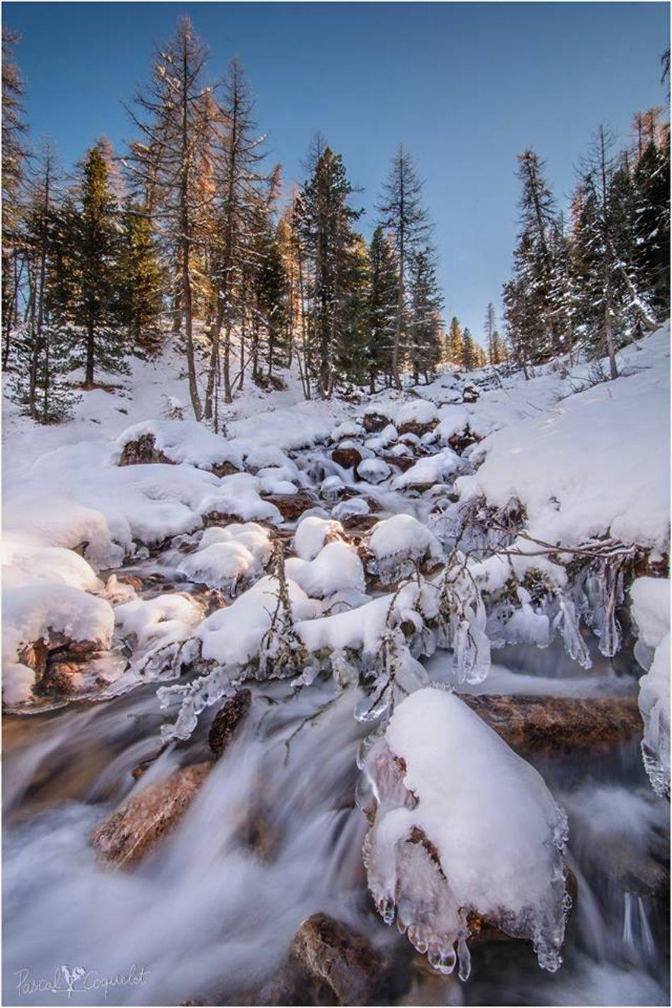 Lac Miroir début décembre